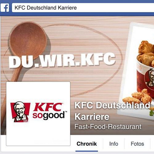 KFC Deutschland Karriere