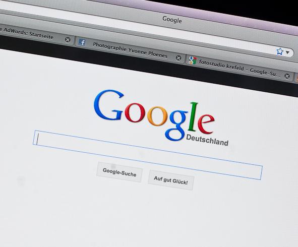 Lokale Sucheinträge bei Google